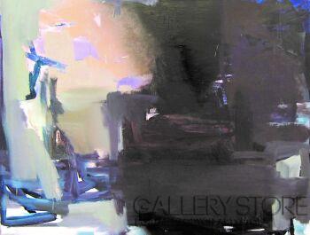 Wiktoria Balawender-przestrzenność-Olej
