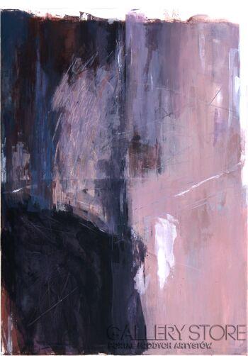 Wiktoria Balawender-przeźroczystość-Olej