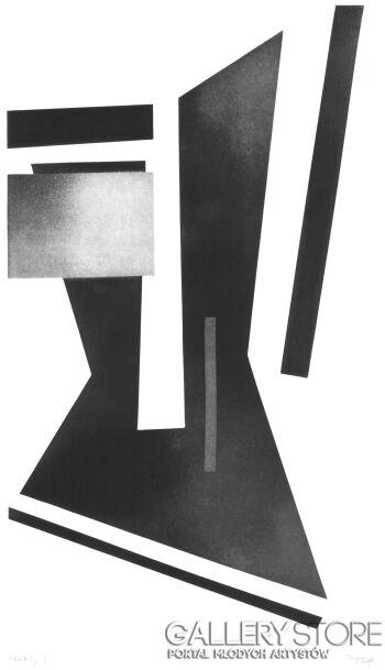 Żaneta  Rzepa-Rozbity II-Grafika