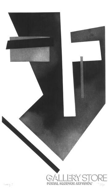 Żaneta  Rzepa-Rozbity III-Grafika