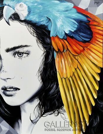 Zuzanna Jankowska-Secret-Akryl