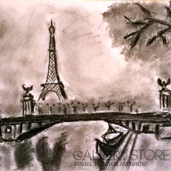 Tomasz Brędzel-Paris, paris-Rysunek