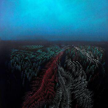 Agata Maślankiewicz-from the Phenomena series THE PATH OF FREEDOM-Akryl