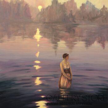 Agnieszka Mrowca-Pożegnanie lata-Akryl