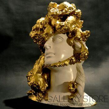 Aleksandra Koper-Wybuch Zachwytu-Rzeźby