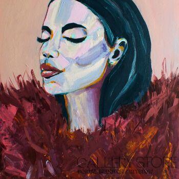 Aleksandra Krogulecka-Furry-Akryl