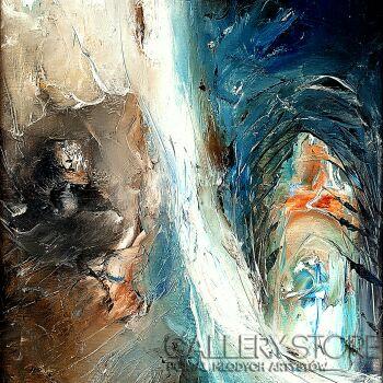 Aneta Barglik-'Secret Passage'-Olej
