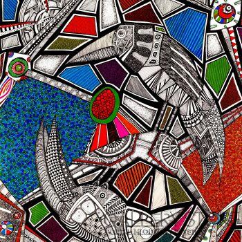 Aneta Mlaś-ToCoś-Rysunek