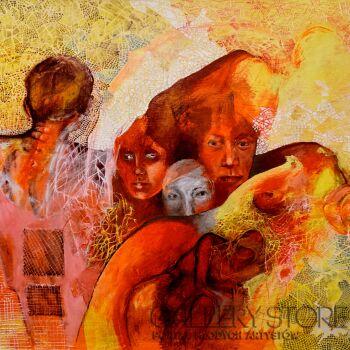 Anna Lupa-Suchy-Sloneczny wiatr-Olej