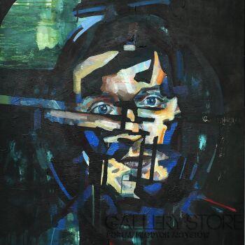 Bartłomiej Górecki-Till It Happens To You-Akryl