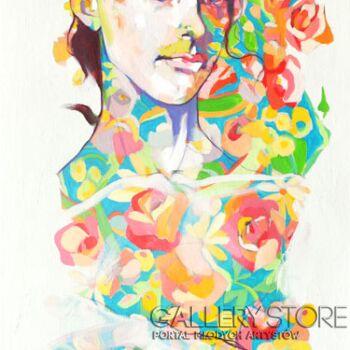 Dominik Jasiński-Faded Memory-Olej