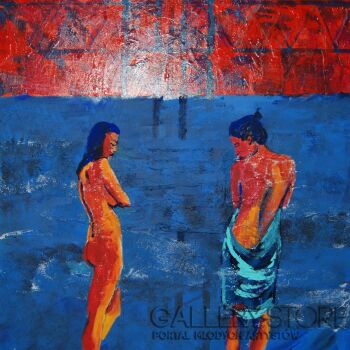 Emilia Gąsienica-Setlak-Gemini-Akryl