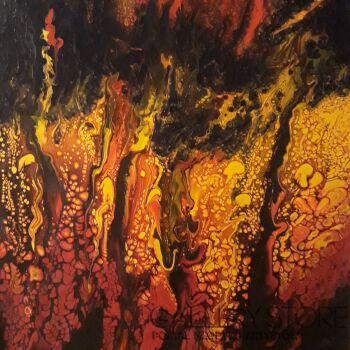 Ewa Gbiorczyk-The Hell-Akryl