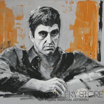 Ewa Jasek-Al Pacino-Akryl