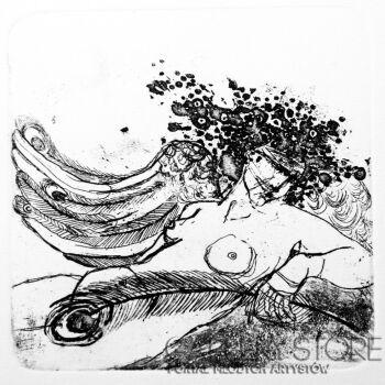 Ewa Narloch-Kerszka-Pawie są lepsze-Grafika