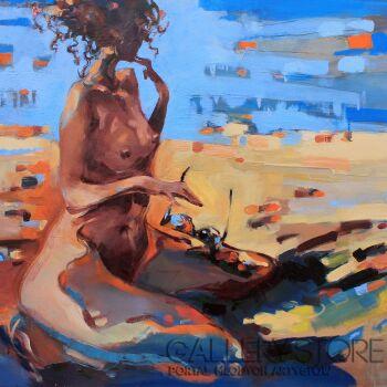 Henadzy Havartsou-Sunshine 2-Olej