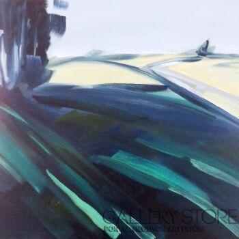 Jacek Malinowski-paesaggio II-Olej