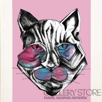 Joanna Kubik-kitty-Grafika