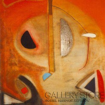 Joanna Sadecka-Konstelacje-Olej
