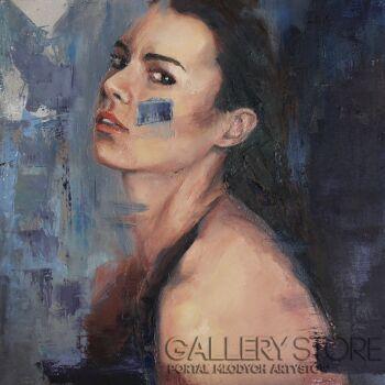 """Joanna Sokolowska-Z serii """"Emocje"""" 1 -Olej"""