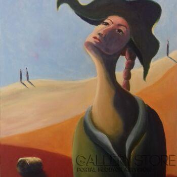 Jolanta Kitowska-Anticipation - The Maiden-Olej