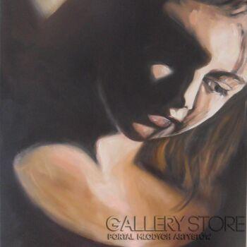 Jolanta Kitowska-Dusza portretu 2-Olej