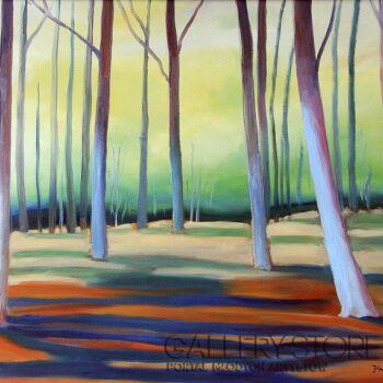 Jolanta Kitowska-Taniec drzew I-Olej