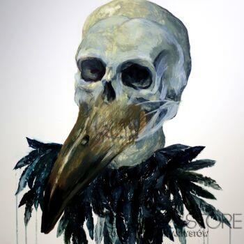 Kacper Piskorowski-Birdman-Olej