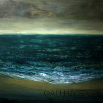 Kacper Piskorowski-Waves-Olej