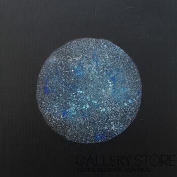 Kaja Niedźwiecka-Księżycowy blask-Akryl