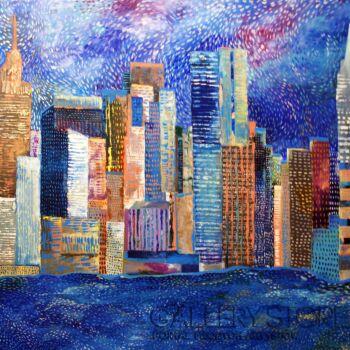 Lola  Rothschild -Nowy Jork-Olej