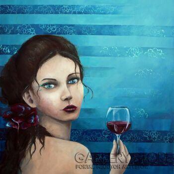 Maria Lewicka-Cheers-Akryl