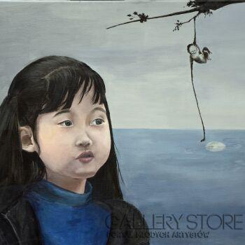 Maria Lewicka-Little Imagination 2-Akryl