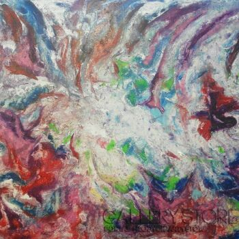 Mariola Świgulska-Ekspresja barw-Akryl
