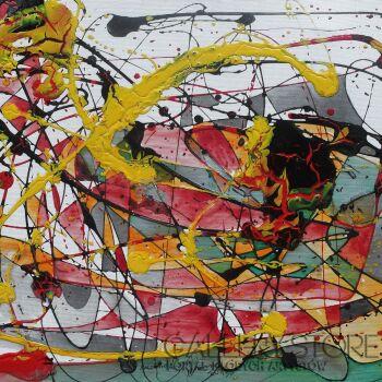 Mariola Świgulska-Kandinsky - wariacje-Olej