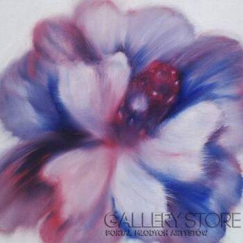 Mariola Świgulska-Motyli kwiat-Olej