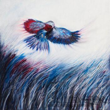 Mariola Świgulska-Trzepot skrzydeł-Olej