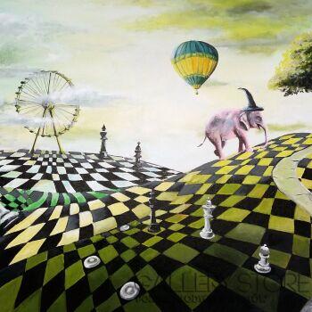 Martyna Mączka-Decyzje-Akryl