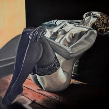 Mateusz Dolatowski-She keeps me warm-Olej