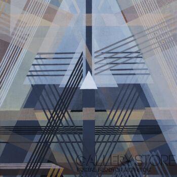 Natalia Rozmus-Waga / seria Konstelacje-Akryl