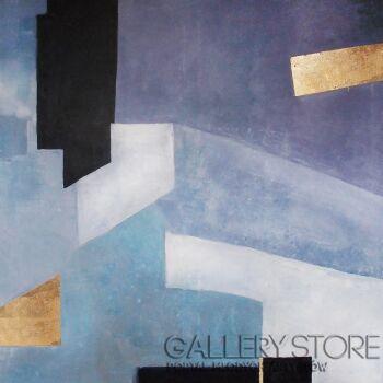 Patryk Tarnowski-Jedna abstrakcja-Akryl