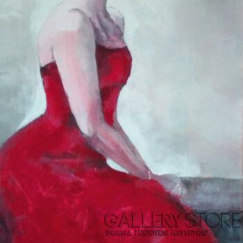 Patryk Tarnowski-Woman #1-Akryl