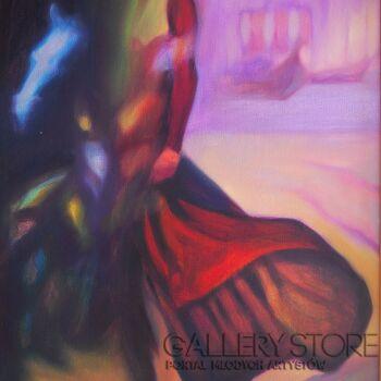 Roman Kaczmarek-Flamenco-Olej