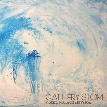 Tomasz Groma-Big Blue II-Akryl
