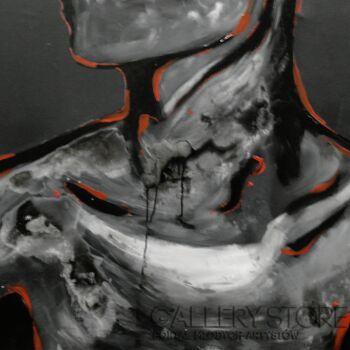 Vanessa Świgulska-Dziewczyna z pieprzykami-Akryl