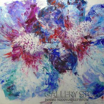 Vanessa Świgulska-Wasz kolor, który dech zapiera-Akryl