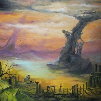 Vera Derevyanko-Armageddon-Olej
