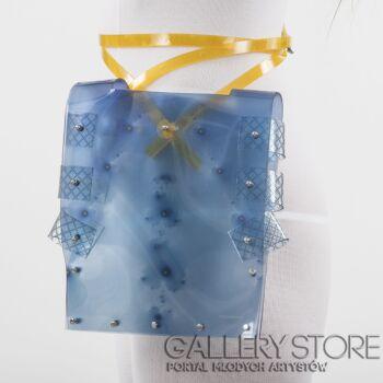 Violka Kuś-ARTbag - torba podręczna - kolekcja SOLITONS-Design