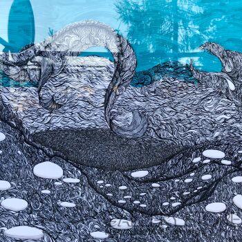 Yuliia Dzhumaieva-Spawning-Grafika