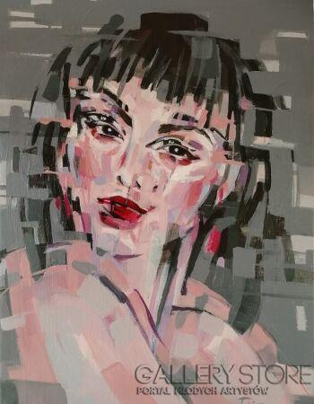 Agnieszka Fijał-Rozwarstwienie-Akryl